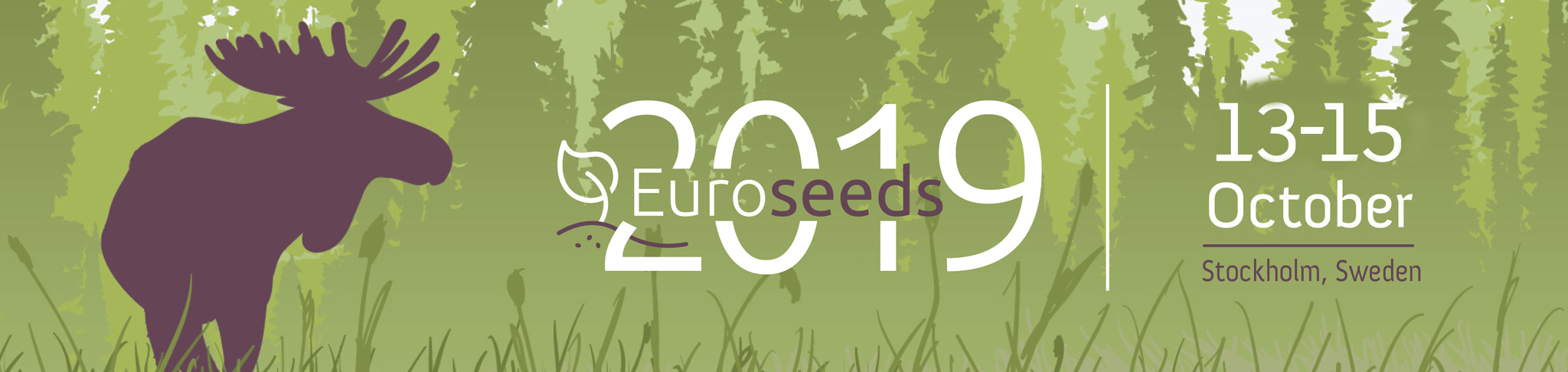 Euroseeds Congress 2019 - Stockholm - Sunday 13  › Wednesday 16 October 2019