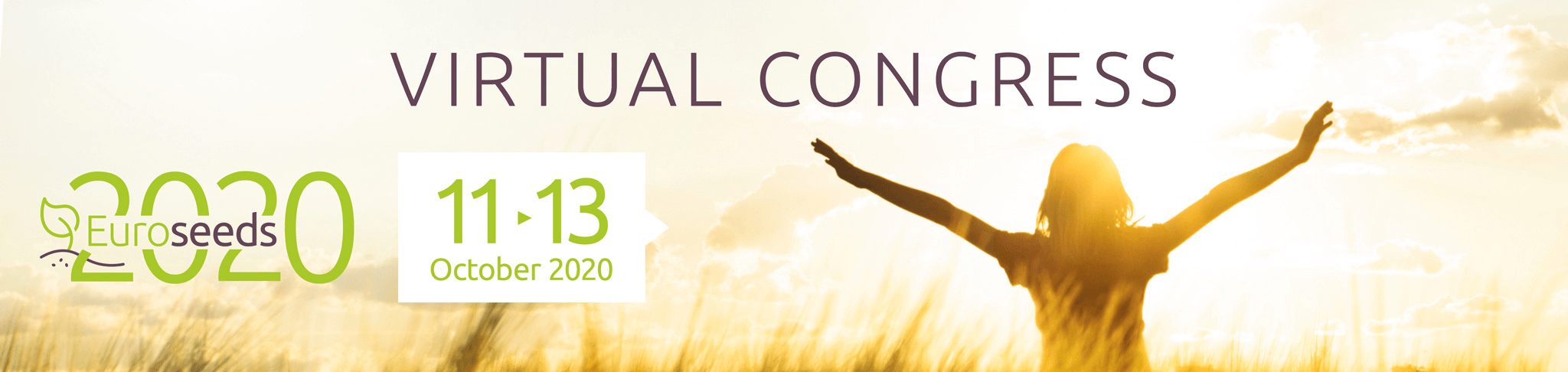 Euroseeds Virtual Congress 2020 - Online - Sunday 11  › Tuesday 13 October 2020